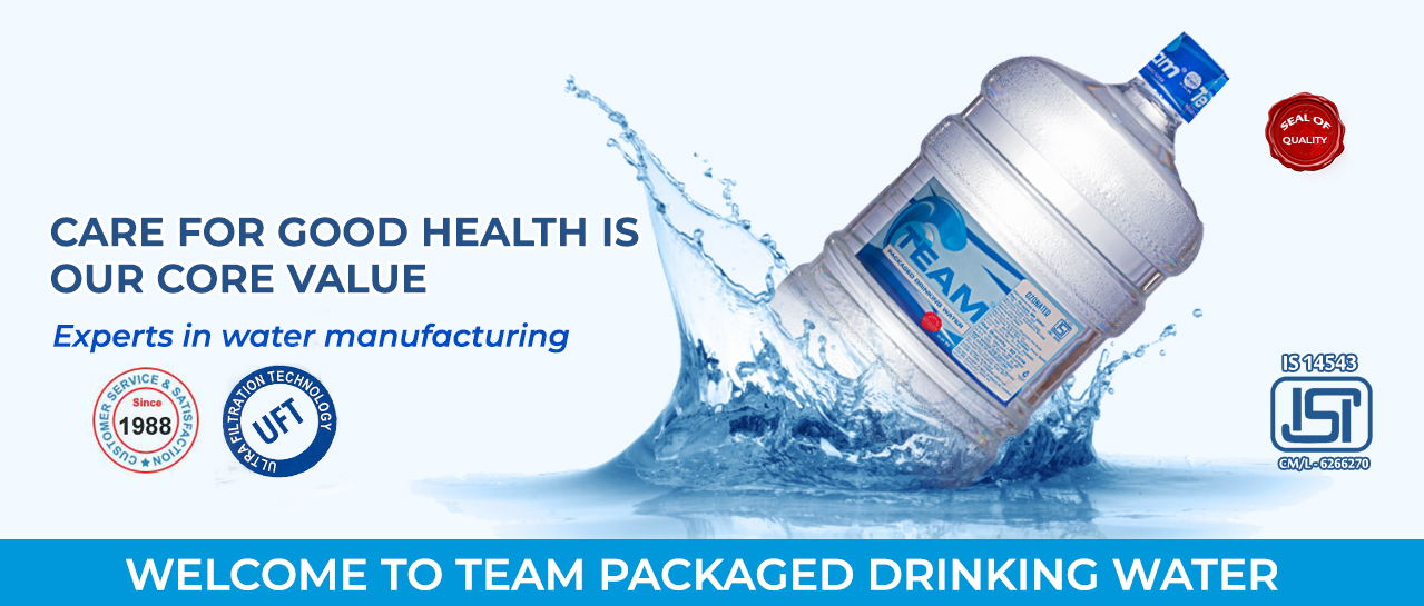 corporate mineral water supplier